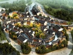 万达青岛东方影都4月28日开业 万达茂、影视产业园等陆续亮相