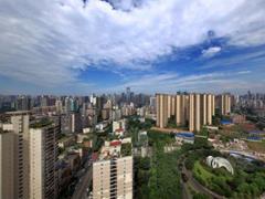 重庆22.53亿挂牌3宗低密度商住地 总出让面积约56.18万�O