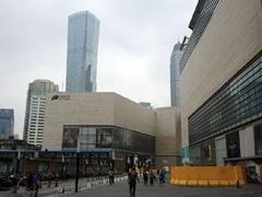 南京新街口商圈去年销售额超300亿 4家商场业绩跻身全国20强