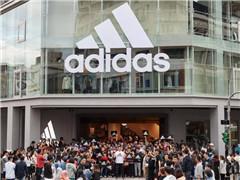 运动品牌adidas收入首超200亿欧元 2017年净利润增长近8%