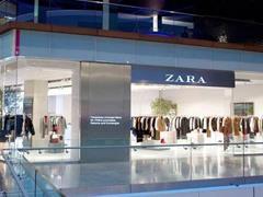 Zara 2017财年销售额增长8% 实体门店开始失去增长动力