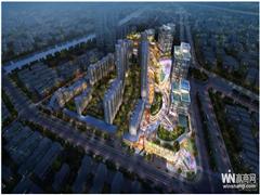 浦发大酒店全部拆除完毕江北再添新商业 新弘阳广场开业在即
