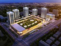 通化万达广场正式开工 计划于2019年底前开业!
