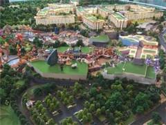 亚洲已成全球第二大主题公园市场 一站式度假村模式待考