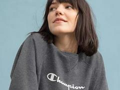 明星都爱的运动潮牌Champion 4个月连开5店加速在华布局