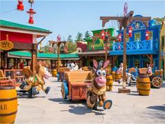 上海迪士尼将迎玩具总动员乐园 4月26日对外开放