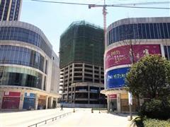 质领3.15 金地兰亭广场与人民西路同步升级改造