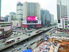 长沙五一商圈迎来第三次升级换代 多家商场年内开业