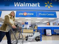 沃尔玛为无人店申请了几样专利:智能购物车、无人机等