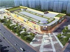 滕州保利万达广场今日开工 建筑面积14万�O拟2019年开业