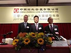颜建国上任一年:中海超额完成销售目标 两年内商业物业收入将破50亿港元