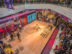 完美结合体育经济 龙湖成都时代天街创新三大空间稳抓客群