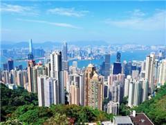 香港土地市场火热 一地铁上盖商业地块估价1424亿港元