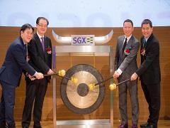 砂之船房地产投资信托在新加坡交易所成功上市