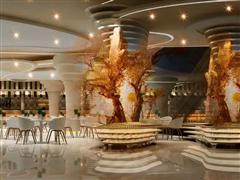 友好时尚购物城调整升级:打造新疆美食地标沙漠胡杨餐饮广场