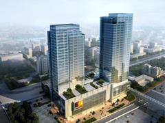 荔胜广场将打造区域购物中心 项目体量约18万平方米
