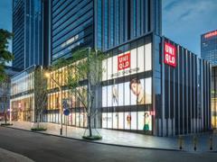 优衣库2600平米全球概念店在深圳万象天地开业