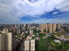 重庆修改龙兴147万�O商业地块规划 调整道路设计及下调容积率