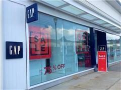 Gap集团去年亚洲区销售额大跌18% 品牌CEO已下台