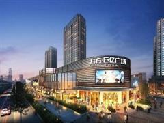 赣州首家万达影院入驻赣州第二座九方――九方巨亿广场