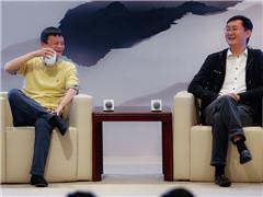 """中国首富十年变局:地产大佬退隐 """"二马""""时代当道"""