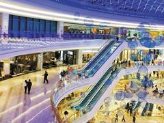 """深圳地铁""""巨龙""""引来购物中心""""落子"""" 一城多中心格局形成"""