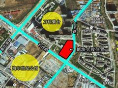 青岛两日连拍收金6.07亿 万科底价1.02亿摘市北新都心商业地块