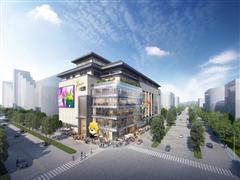"""赋能智慧新零售 苏宁首个""""无边界""""购物中心将亮相西安"""