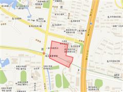 南京软件园以9.6亿拿下新区G03地块 江北再添高端综合体