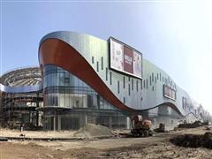 开业倒计时 最新弘阳广场内部装修进展 超百家品牌惊艳来袭