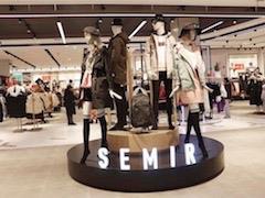 3大服饰巨头迈入百亿营收俱乐部 购物中心拓店成行业趋势