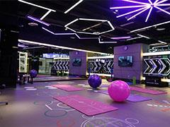 大都会东方广场CorFIT跨界综合性健身中心隆重开业
