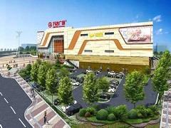 贵阳首个万达广场竣工 将于今年5月25日正式开业