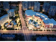 """上海三林印象城获""""备受期待商业地产项目""""奖 今年下半年开业"""