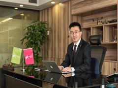 """记录市场榜样 田维龙荣获""""商业地产杰出创新人物""""奖"""