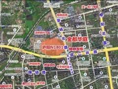 苏宁置业、龙湖19.16亿分食合肥市区两宗商住地 面积共243.65亩