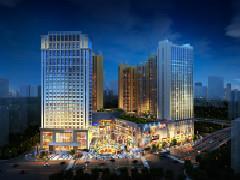 西安太乙城购物中心亮相第十三届商业地产节