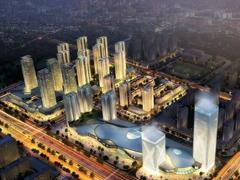 沈阳长白华润万象汇1期、2期规划方案公示 总建筑面积近30万�O