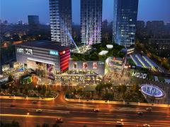 """上海阳光天地购物中心获""""城市商业新地标""""奖项"""