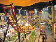 商场瞄准儿童业态 借力儿童乐园吸引家庭消费群