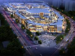 青岛高新区挂牌9.4万�O商业地 或为首创奥特莱斯用地