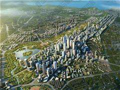"""昆明巫家坝:""""广州珠江新城+会展中心""""模式下的CBD构想"""