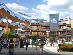 济南、青岛迎大型商业地产项目:首创奥莱、龙湖天街等