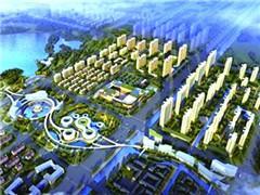 济南济阳城区未来两年内将建三处大型城市综合体