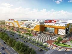阜新万达广场已招来230个品牌入驻 预计8月10日满铺开业