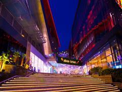 花果园购物中心开业后首次大改造 商业拼运营时代来临?
