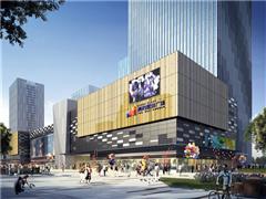 佛山美的置业广场 焕新城市生活