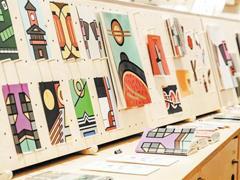 蓉城实体书店结合成都元素开发文创产品