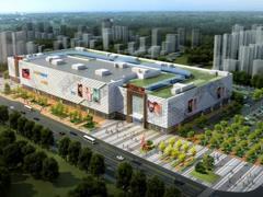 包头九原万达广场预计8月17日开业 苏宁易购、大玩家等将进驻