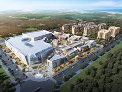 助推城市商业升级 垫江首座购物中心协信·星光天地预计将于2019年开业